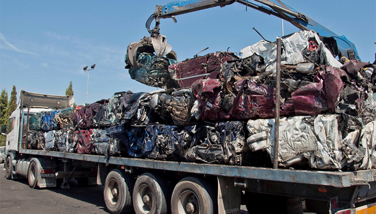 Un proyecto europeo permitirá recuperar plásticos contaminados procedentes del sector de la automoción, la construcción y de aparatos eléctricos