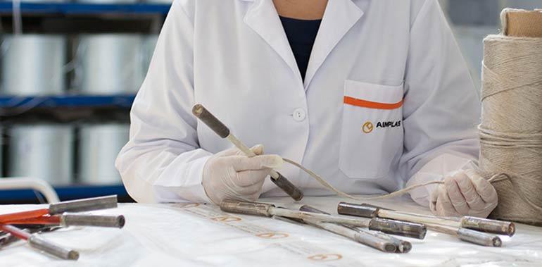"""Resinas y fibras de origen """"bio"""" para producir piezas reciclables, reprocesables y reparables"""