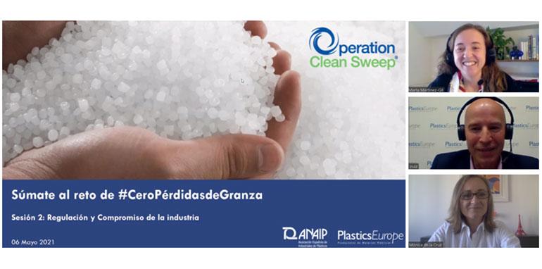 La industria de los plásticos avanza en la prevención contra las fugas involuntarias de granza al medioambiente