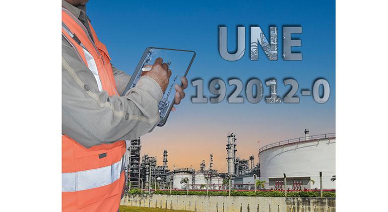Nueva Norma UNE 192012-0 para la inspección de los almacenamientos de productos químicos