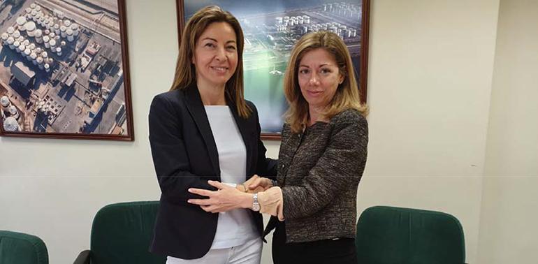 BEQUINOR y AECER se reúnen para impulsar la coordinación de actividades empresariales