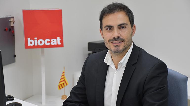 Robert Fabregat, nuevo director general de Biocat