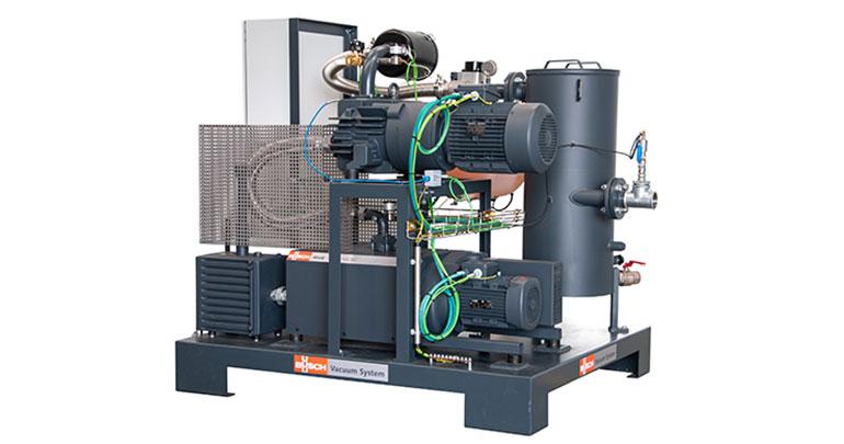Busch implementa la eficiencia energética para sistemas de extrusión