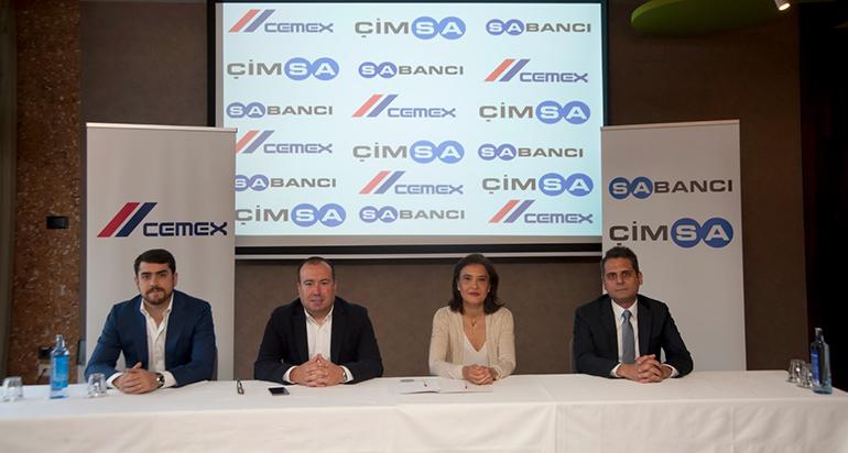 La turca Çimsa Sabanci compra a Cemex su planta de Buñol por 155 millones