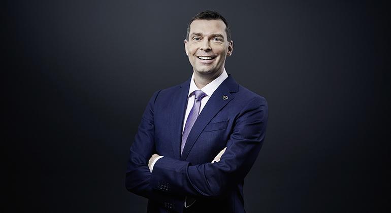 El CEO de Covestro accede a la presidencia de PlasticsEurope