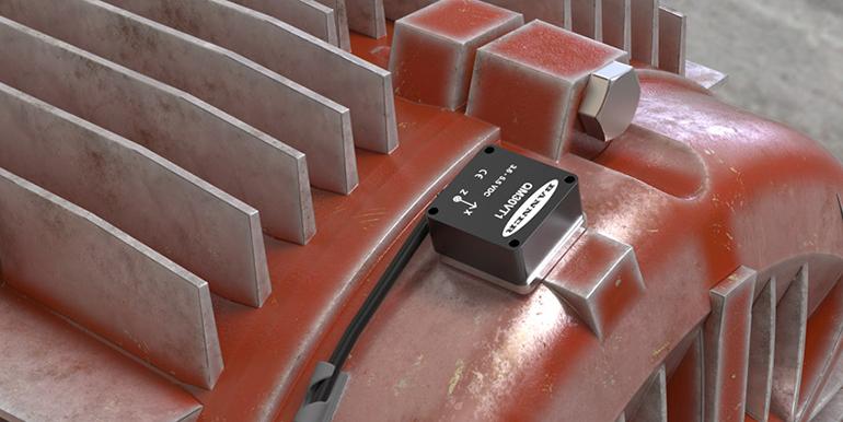 Elion ofrece su sistema wireless para mantenimiento predictivo de motores