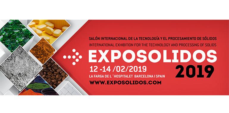 Jornadas técnicas en Exposólidos y Polusólidos 2019