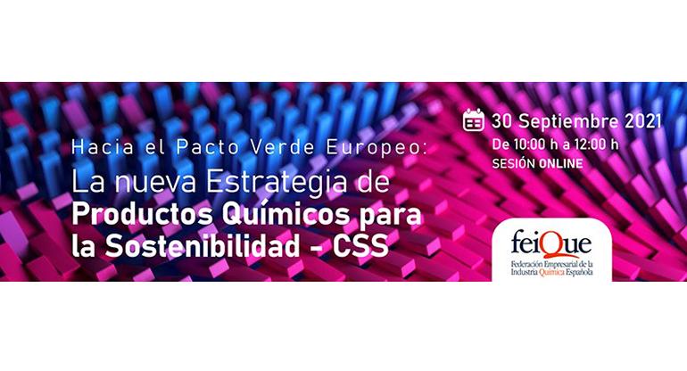 Encuentro online sobre Estrategia de Productos Químicos para la Sostenibilidad-CSS