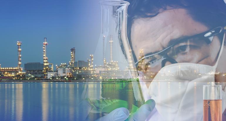 Petroquímica, desacidificacion, Repsol, Universidad Juan Carlos I