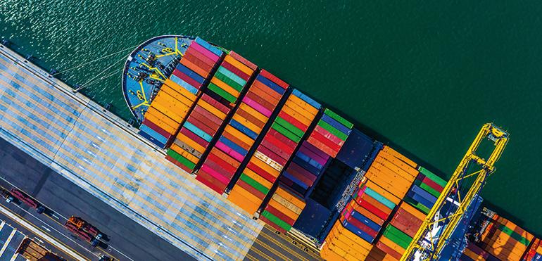 puerto de Huelva, logística, sector químico