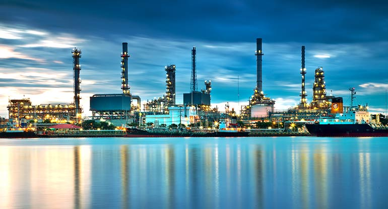 AOP, refino, descarbonización