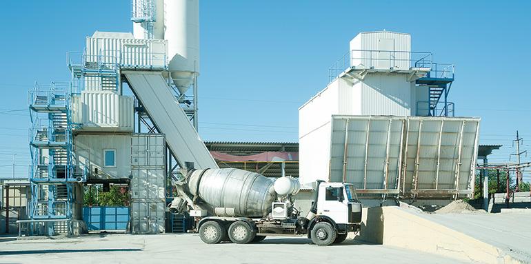 Vidmar, cemento, camiones, logística