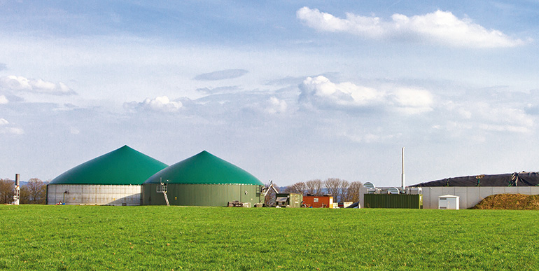 Biogás, biocombustibles