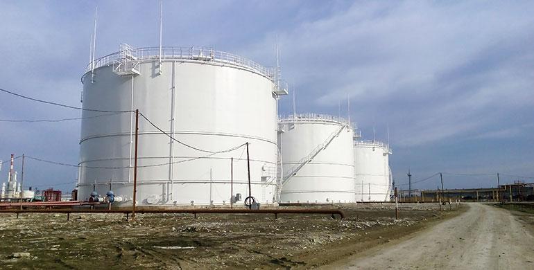 Corrosión, tanques de almacenamiento