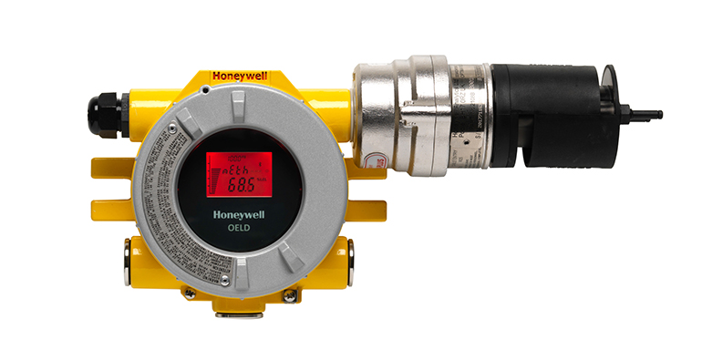 Honeywell, detector gases
