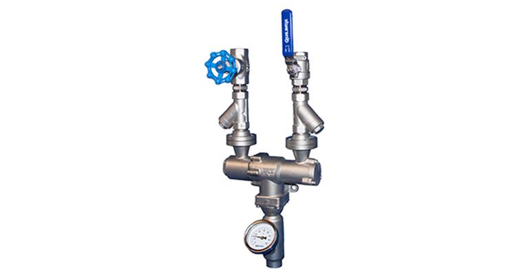 Quilinox, mezclador agua vapor
