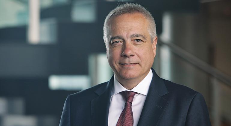 Entrevista Pere Navarro, presidente de BNEW y delegado especial del Estado en el Consorci de la Zona Franca de Barcelona