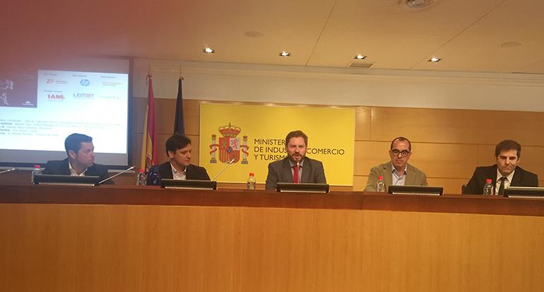 INDUSTRY realiza una jornada en Madrid sobre la fabricación flexible