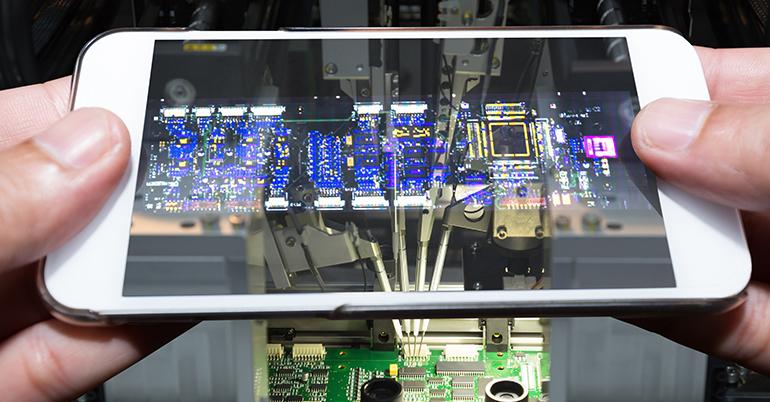 Soluciones móviles para el acceso seguro a datos críticos de la planta más allá de la sala de control