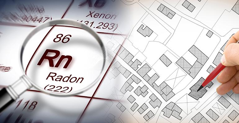 Gas radón y cáncer de pulmón: origen y soluciones