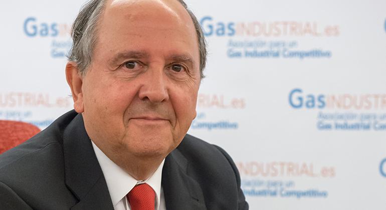 """GasIndustrial: """"La industria española está pagando precios por el gas que no son competitivos"""""""