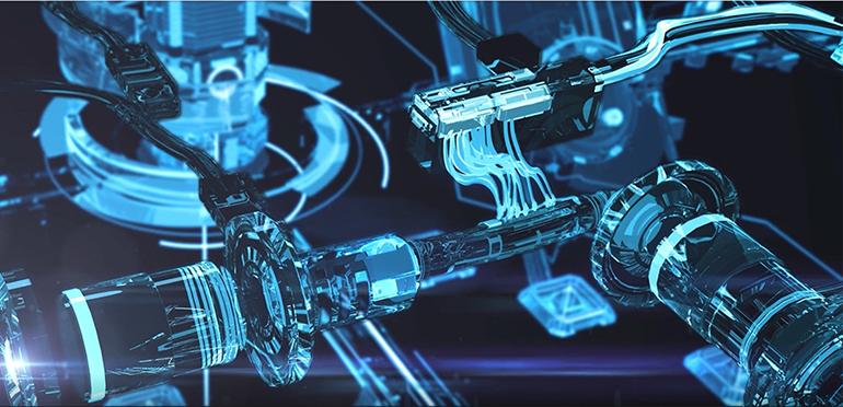 HBK desarrolla un eje de transmisión sensorizado para la alemana Core Sensing