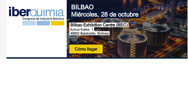 Bilbao acoge el 28 de octubre el primer Iberquimia en Euskadi