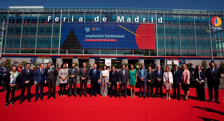 IFEMA presenta su proyecto de ampliación en Valdebebas