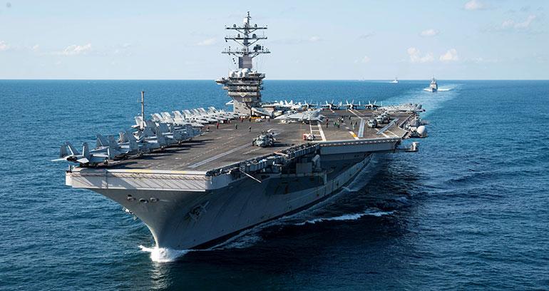IFS sirve en la Marina de los EE UU