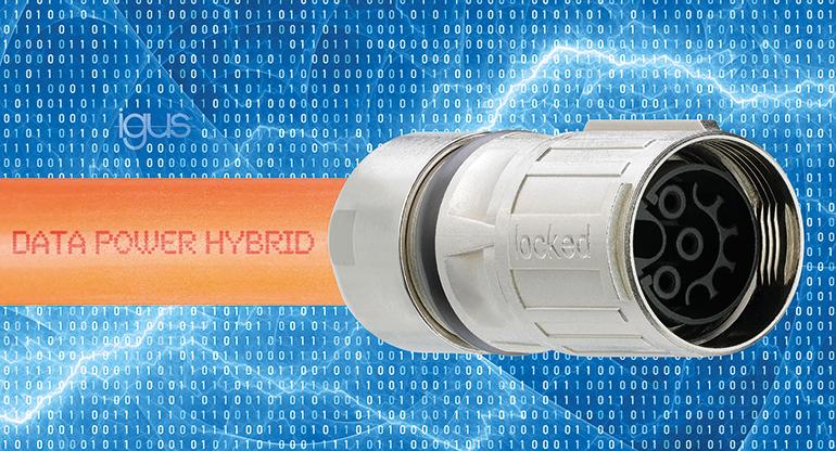 Cable híbrido para la nueva generación de motores