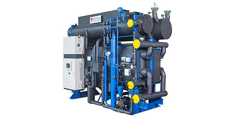 Acuerdo entre Inerco y Absorsistem para la optimización energética a través de bombas de calor y enfriadoras por ciclo de absorción