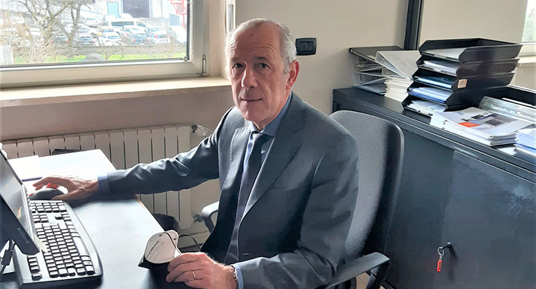 Entrevista a Mario Stella, director de Ventas de Italvacuum