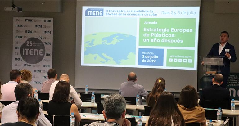 Tercer encuentro de ITENE sobre envases en la economía circular