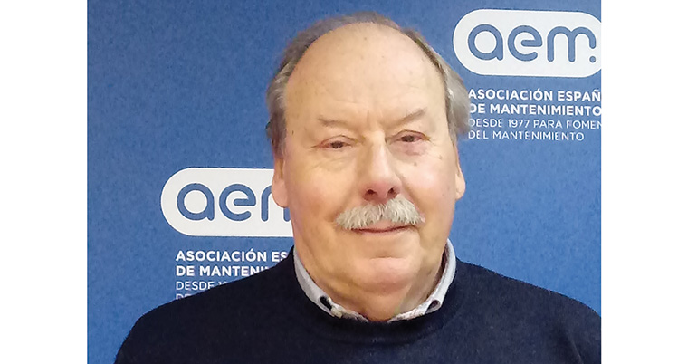 Entrevista Joan Mitjavila, secretario general de la Asociación Española de Mantenimiento (AEM)
