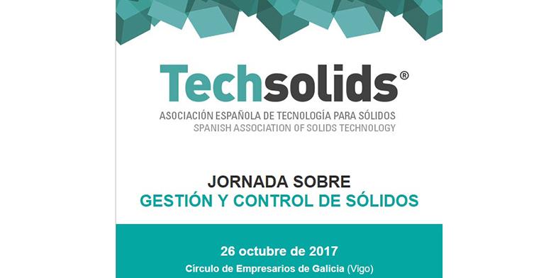 Techsolids, gestión sólidos