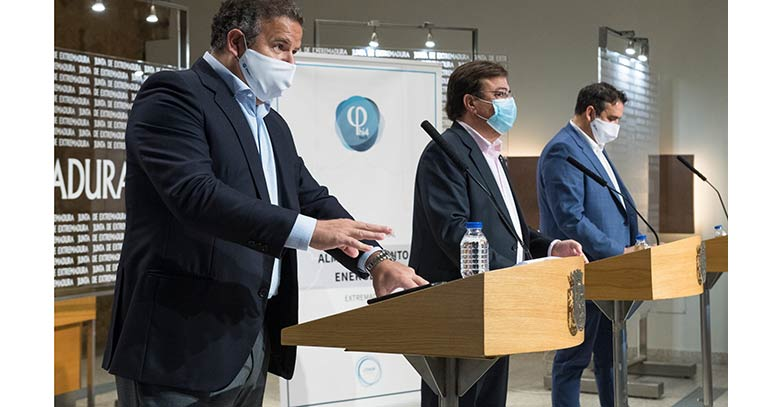 Proyecto en Extremadura para el desarrollo de baterías de litio