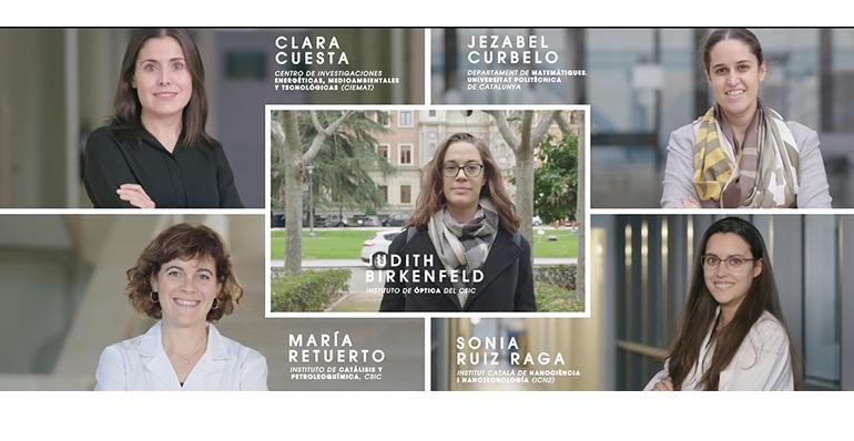 """Cinco investigadoras españolas, Premio Internacional L´Oréal-UNESCO """"For Women in Science"""""""