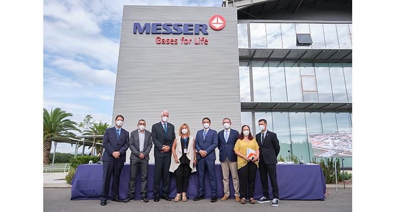 Messer invierte 35 millones en una nueva planta de producción en Tarragona
