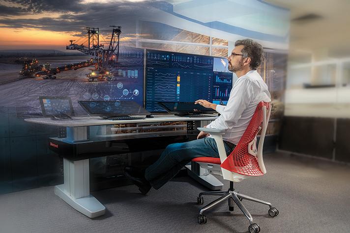 Automatización industria, Honeywell