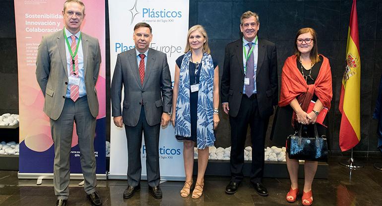 La innovación, clave para una Europa circular y eficiente en el sector del plástico