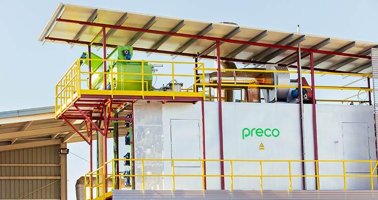 Preco y Neoliquid crean una joint venture para la producción de biolíquidos a partir de plásticos usados