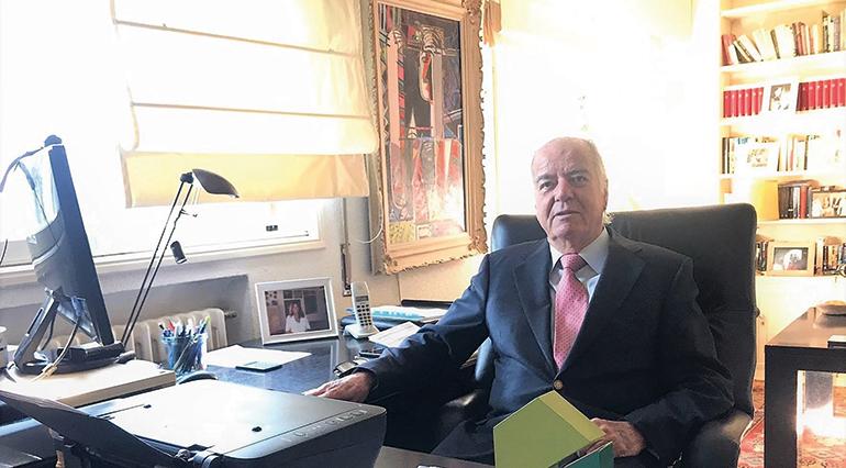 Entrevista a Enrique Vetter, presidente-consejero delegado Prematecnica