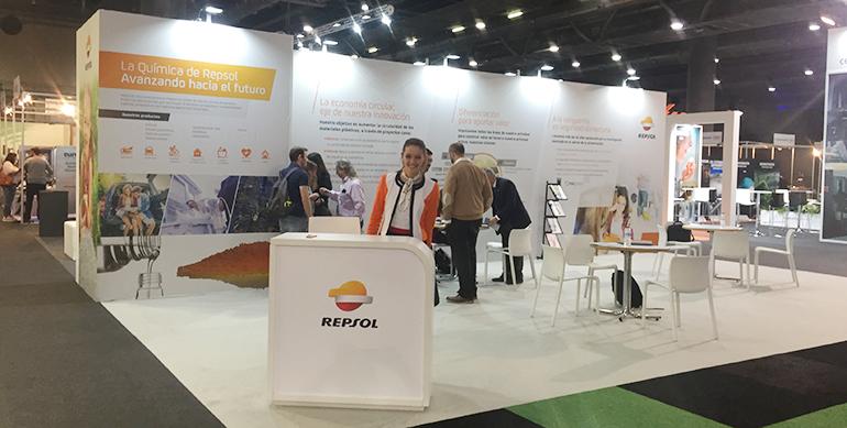 Repsol recibe en ChemPlast el premio al mejor proyecto de investigación para la industria