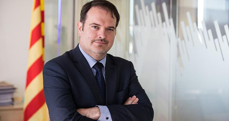 Entrevista Joan Romero, director ejecutivo de la Agència per la Competitivitat de L'Empresa, ACCIÓ