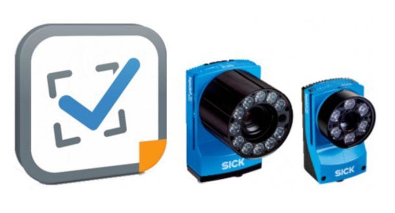 Aplicación para controles de calidad de alta resolución