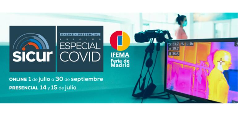 IFfema arranca su actividad en julio con Sicur Especial Covid