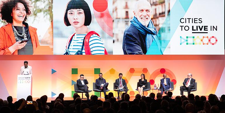 Bosch presenta sus propuestas para la ciudad del futuro en la Smart City Expo World Congress 2018