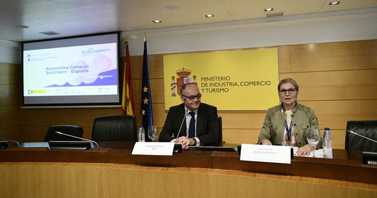 La Asamblea de SusChem‐España 2019 analiza el programa de la UE Horizonte Europa
