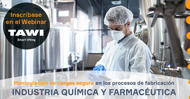 La mejora de procesos en la industria química y farmacéutica