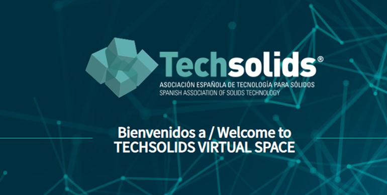Techsolids abre una feria digital permanente de tecnología de sólidos